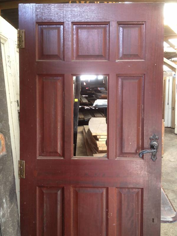 Glazed panel door.(needs glass) 14546692165539